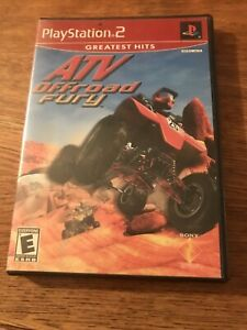 ATV Offroad Fury 2 (Sony PlayStation 2  2002)