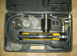 Pittsburgh Hydraulic Punch Driver Kit