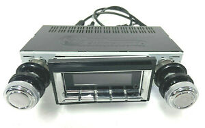 1970 1972 Oldsmobile Cutlass 442 Stereo Radio Usa 740 Bluetooth Usb Aux Input