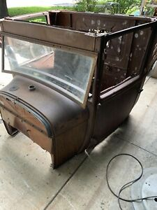 1928 1929 Model A Ford Truck Cab Hot Rod Rat Flathead