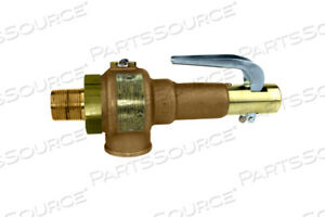 Safety Valve By Apollo Corporation Oem 19 efel 45s 15 Off Parts Source