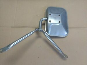 Right Chevrolet Truck West Coast Stainless Steel Towing Mirror 3 Mount Bracket