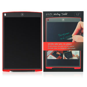 Howshow 12 Inch Lcd Writing Tablet Notepad Ewriter Pad