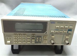 1pc Used 100 Test Tektronix Afg310 16mhz dhl Or Ems h862l Dx