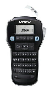 Dymo Labelmanager 160 8 X 2 X 4 3 5 Inches Black