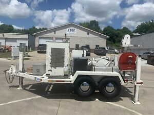 2005 Sherman Reilly Ddh 75 t Duct Dawg Underground Puller Tse Wagner Smith
