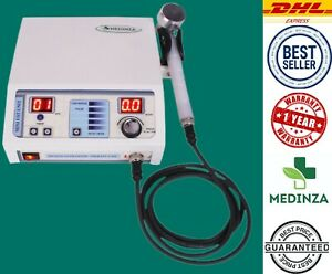 Latest Ultrasound 1mhz Therapy Machine Pain Relief Ultrasonic Physiotherapy Unit
