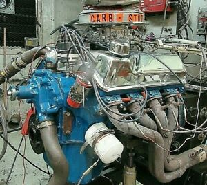 Ford 351 Cleveland 426 Horse Street strip Crate Engine Pro built New wow