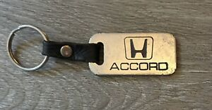 Vintage Honda Accord Key Chain
