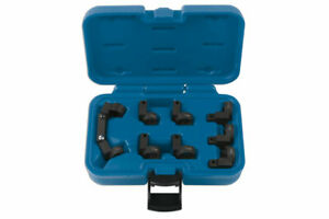 Metric Flexi Fuel Line Socket Set 3 8 d Spring Loaded For Hard To Reach Area s