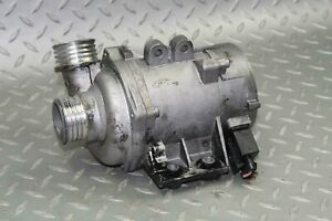 08 10 528i Electronic Coolant Water Pump N52 Engine Electric Motor Factory Oem