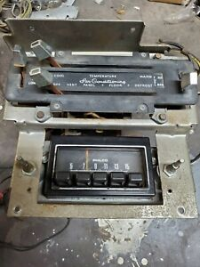 73 79 Ford Truck 78 79 Bronco A c Heat Radio Panel Complete 1973 1979