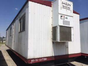 Used 2005 10 X 40 Office Trailer Modular Building Sn 607206 Chicago Il