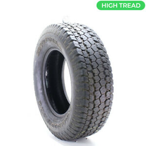 Used Lt 265 70r17 Goodyear Wrangler At S 1n A 11 32