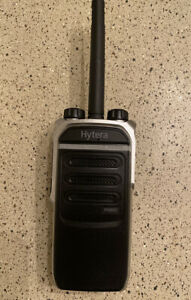 Hytera Pd602 Vhf Portable Radio Last Version Good Condition