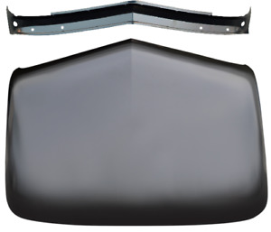 47 54 Chevy gmc Truck Replacement Cab Top Roof Skin Inner Outer Patch Panel