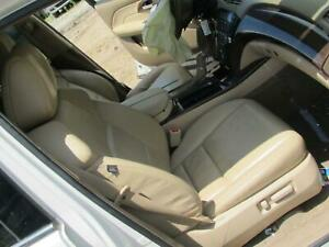 Right Front Passenger Seat Acura Mdx 12 13 Oem Tan Leather