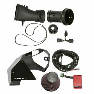 2011 14 Roush 5 0 Mustang Gt Phase 1 To Phase 3 R2300 Supercharger Upgrade Kit