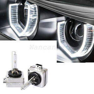 2x Fit For Gmc Acadia 2007 2012 Xenon White Hid D1s Bulb Kit 6000k