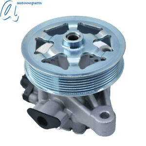 Brand New Power Steering Pump Pulley For Honda Accord 2008 2012 2 4l Dohc