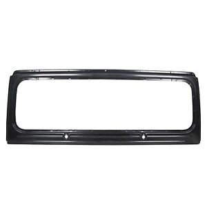 Front Black Windshield Frame New Ch1280101 For Jeep Wrangler Yj 1987 1995