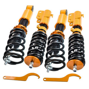 Coilover Kits For Toyota Celica 00 06 Suspension Coil Shock Strut Rear Mounts