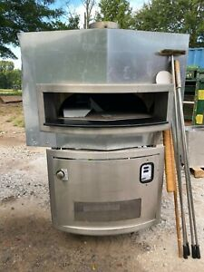 Wood Stone Mt Baker Ws ms 6 Natural Gas Stone Hearth Pizza Oven W hood