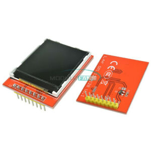 5pcs 1 44 Nokia 5110 Replace Lcd Red 128x128 Spi Color Module Tft Lcd Display