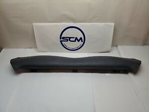 1994 1998 Mustang Coupe Black Rear Seat Top Pad Head Rest Oem 95 96 97