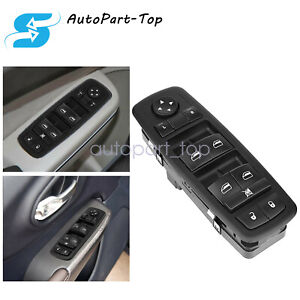 Front Left Master Window Switch For 2009 2010 2011 2012 2013 2014 Dodge Journey