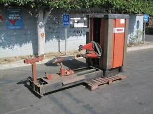 Coats Hit 5000 Commercial Heavy Duty Tire Mounting Machine