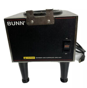 Bunn Coffee Pot Warmer warmer Only Model Rws 1 75 Tested And Working