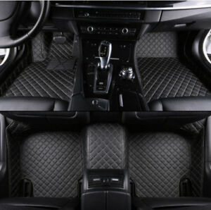 Fit For Ford Mustang 2011 2020 Car Floor Mats Car Carpets Pads