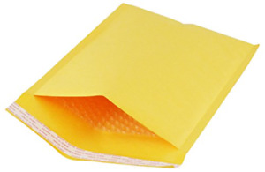 Mailers4u 8 5 X 12 Inches Kraft Bubble Padded Mailer Envelopes No 2 Pack Of
