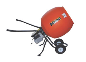 Kushlan Professional Portable Electric Direct Drive Cement Mixer 6 Cubic Ft New