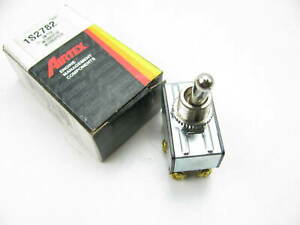 Airtex 1s2782 Universal Toggle Switch 2 Position 6 Terminal 35 Amp 15 32 Hole