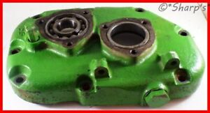 B3851r John Deere 520 530 Powershaft Clutch Cover W Pins Guides Crack Free
