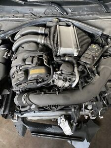 2015 2020 Bmw M3 M4 F80 F82 F83 S55 Twin Turbo Engine Motor Block