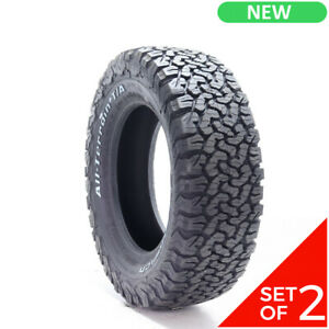 Set Of 2 New Lt 275 65r18 Bfgoodrich All terrain T a Ko2 123 120r 14 5 32