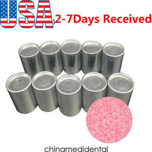 10can Dental Lab Bulk Acrylic Smooth Flexible Denture Material Invisible Glue Ce