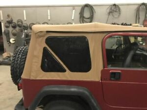 1997 2002 Jeep Wrangler Tj Complete Soft Top Rampage