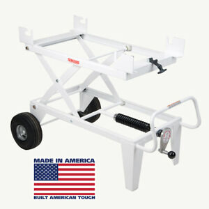 Sencore Procart Adjustable Rolling Stand For Sencore 14 Masonry Saw Only