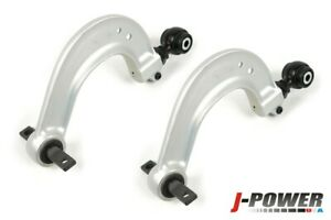 Rear Camber Kit Control Arm Forged Aluminum For Honda Civic 06 15 Acura Ilx Pair