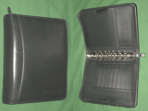 Classic 1 5 Full Grain Leather Franklin Covey Planner Binder Organizer 4456