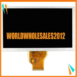 Free Shipping 7inch Lcd Panel Display At070tn90 With 90 Days Warranty