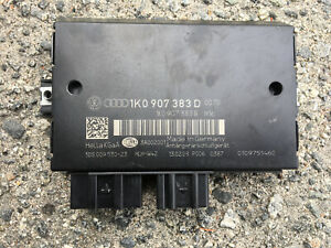 Used Tow Bar Electric Control Unit Vw 1k0907383a 1k0907383b 1k0907383d 8p0907383