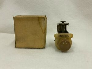 Vintage Car Truck Rat Rod Under Dash Heater Switch Ark Les Nos Rheostat