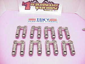 16 Isky Racing Cams Endurance Plus Mechanical Solid Roller Lifter 18 Sb Chevy