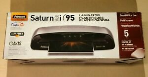 Fellowes Saturn 3i 95 Thermal Laminating Machine new r655
