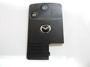 Used Test Ok Oem Mazda Smart Card Key Remote Bgbx1t458ske11a01 Keyless Key